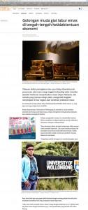 Laporan The Malaysian Insider tentang kisah SJ