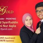 Dealer Emas Public Gold Utara : Pulau Pinang – Kedah – Perlis – Perak