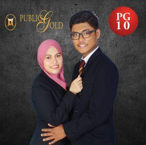 Syarif Jamil & Syamimi Nur Aqila