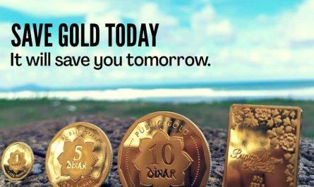 Dinar Emas Public Gold